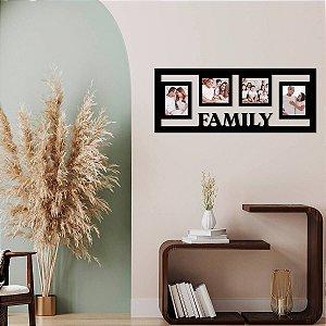 Painel Para Fotos 3D Family