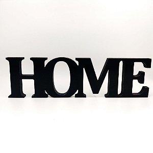 Palavra Decorativa Home