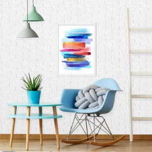Quadro Decorativo Colorful