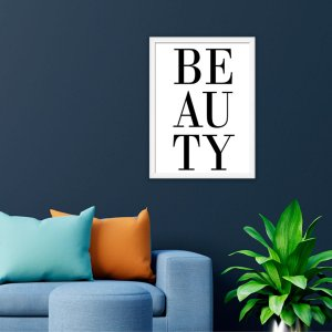 Quadro Decorativo Beauty