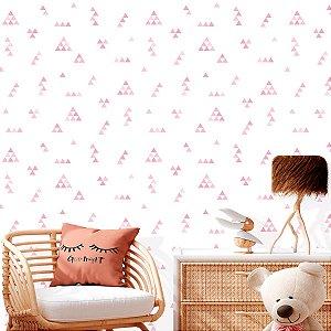Papel de Parede Baby Soft Pink