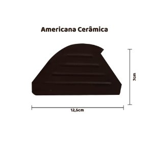 Passarinheira Americana Cerâmica