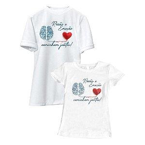 Camisas - Razão e Emoção