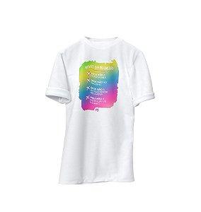Camisa - Mentes Sem Preconceito DIGA NÃO