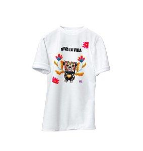 Camisa - Pets Caveira Mexicana