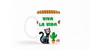 Caneca - Gato Mexicano