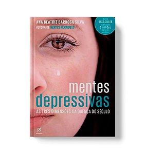 Livro Mentes Depressivas: As três dimensões da doença do século