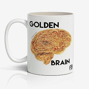 Caneca - Golden Brain