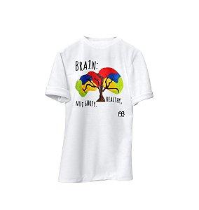 Camisa - Brain: Healthy Not Goofy