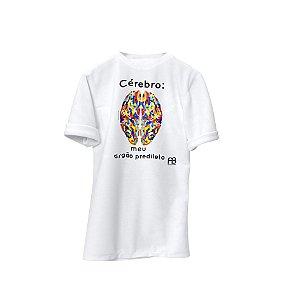 Camisa - Cérebro Meu Órgão Predileto