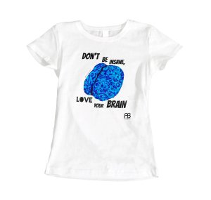 Camisa Baby Look - Don't Be Isane