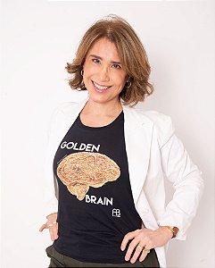 Camisa - Golden Brain