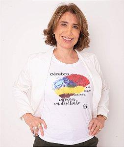 Camisa - Cérebro em Modo Paixão