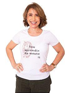Camisa - Sou Aprendiz da Mente - Vermelho
