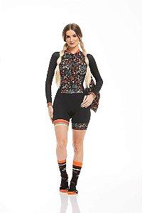 Macaquinho Ciclismo Happiness Longo Z-Nine