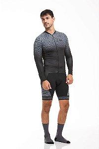 Camisa Ciclismo Sport Longa Armor Z-Nine