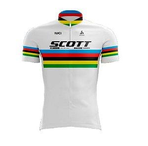 Camisa Ciclismo Scott Scape