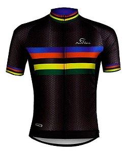 Camisa Ciclismo World Champion Mauro Ribeiro (Lançamento 2019) f7704d5bbd7