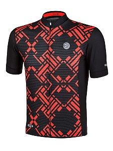 Camisa Ciclismo Fair Vermelha Mauro Ribeiro (Lançamento 2020)