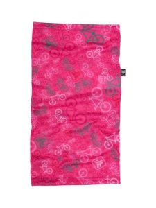 Bandana Bicycle Rosa Free Force