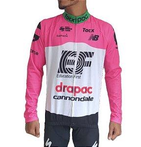 Camisa Ciclismo Cannondale Manga Longa Refactor