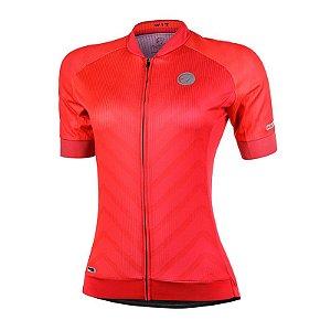 Camisa Ciclismo Wit Rosa Mauro Ribeiro