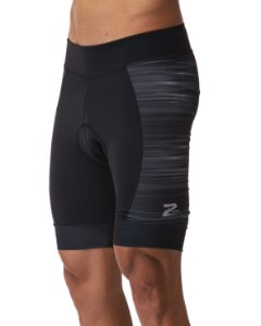 Bermuda Ciclismo Black Basic Z-Nine