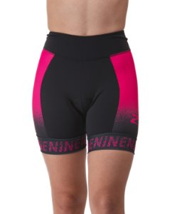 Bermuda Ciclismo Pink Power Feminina Z-Nine