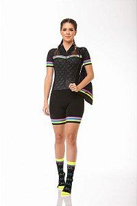 Macaquinho Ciclismo Colorful Z-Nine