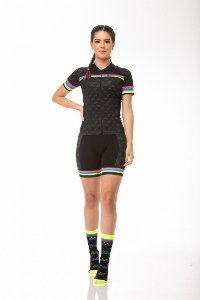 Camisa Ciclismo Sport Colorful Z-Nine