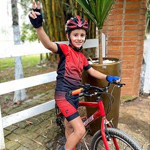Uniforme Infantil Ciclismo Blood Z-nine
