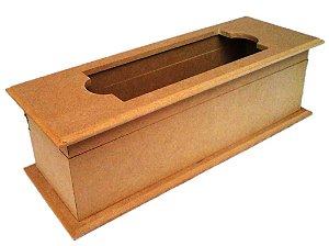 Caixa de Vinho c / Borda