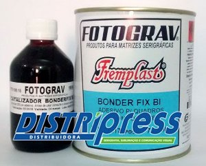 Bonder Fix Bi - Cola para quadros - 900ML