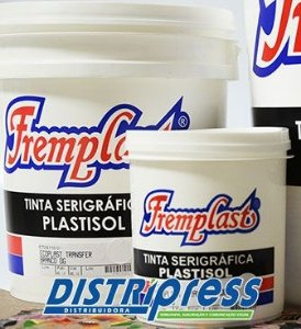 Plastisol Stamp Silk Puff - 1Kg