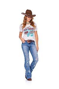 Camiseta Zenz Western Feminina 777 ZW0221005