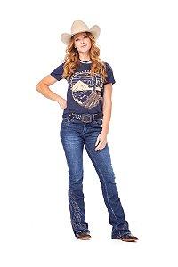 Camiseta Zenz Western Feminina Highway ZW0221007