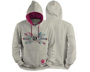 Moletom OX Horns Feminino Bananinha OX214092