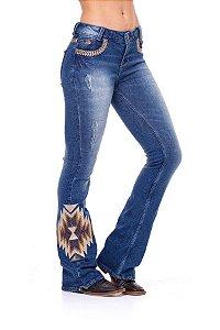 Calça Jeans Zenz Western ZW Ranch ZW0221019