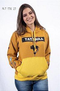 Moletom Tatanka Mostarda TTK2127