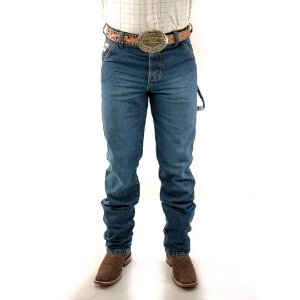 Calça Jeans King Farm Masc. Carp. Blue