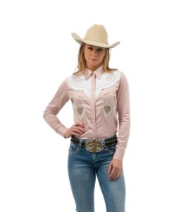 Camisa Zenz Western Feminina Paola ZW0421018