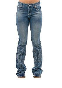 Calça Jeans Zenz Western Coyote ZW0421009