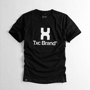 Camiseta Txc Brand Masculina Preto 1216