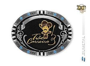 Fivela Royalties Tião Carreiro Sumetal 9702FJ