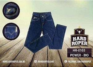 Calça Jeans Hard Hoper Masc. Relaxed Stone