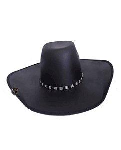 Chapéu Dallas Arizona Vermelho/Preto Forrado 6400
