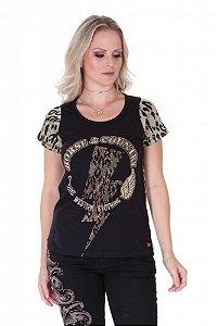 T-Shirt Zenz Western Kenny zw0118006
