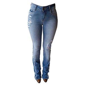 Calça Jeans Minuty Feminina Flare 201824