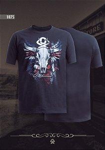 Camiseta Ox Horns Masculina Preta 1075