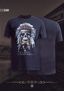 Camiseta Ox Horns Masculina Preta 1104